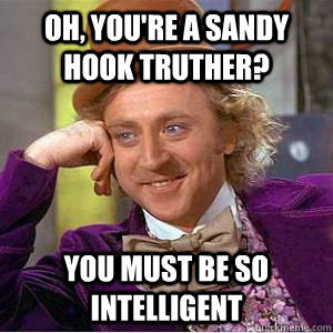 Willy Wonka Sandy Hook
